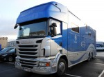 Scania R400, AK Competition Pop-out